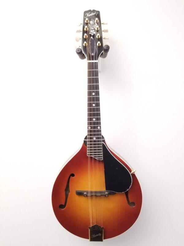 Kentucky KM-505 Artist A-Style Mandolin Front