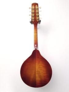 Kentucky KM-505 Artist A-Style Mandolin Back