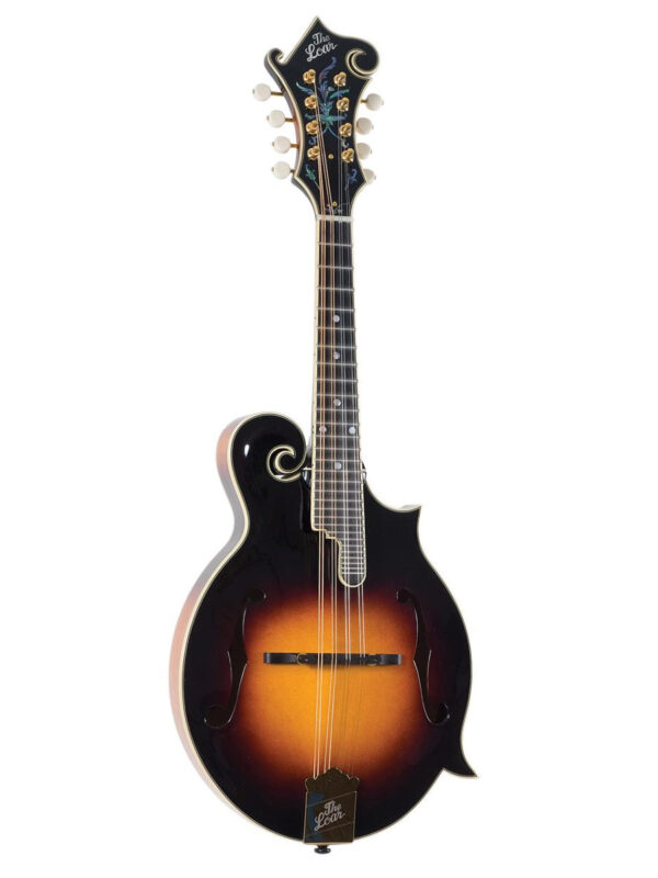 The Loar F-Style Glossy Mandolin Front