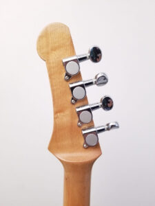 Mezz Custom 4-String Electric Mandola Tuning Machines
