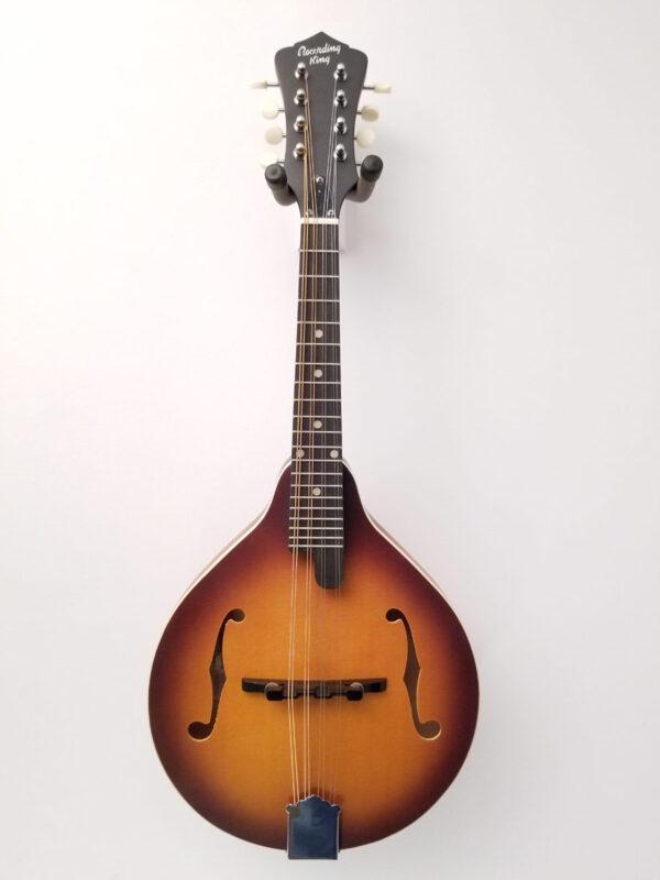 Recording King A-Style Mandolin RAM-3-TS Front