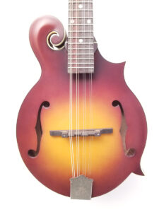 The Loar F-Style Mandolin LM-590-MS Front