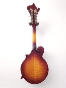 The Loar F-Style Mandolin LM-590-MS Back