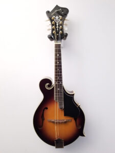 Used Oscar Schmidt F-Style Mandolin with Bag Front