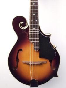 Used Oscar Schmidt F-Style Mandolin with Bag