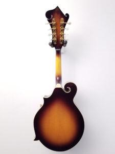Used Oscar Schmidt F-Style Mandolin with Bag Back