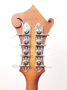 Weber Bitteroot F-Style Mandolin Tuning Machines