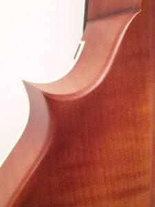 Weber Bitteroot F-Style Mandolin Point