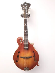 Weber Bitteroot F-Style Mandolin Front