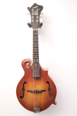 Weber Bitteroot F-Style Mandolin Front