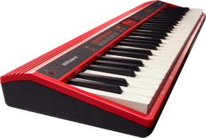 Roland GO:Keys Keyboard Left View