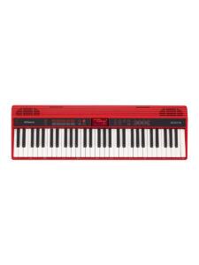 Roland GO:Keys Keyboard Main View