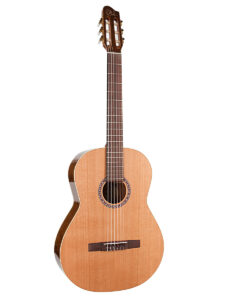 Godin Affordable Solid Wood Concert Classical Guitar Angled