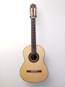 John Blanchard Classical Guitar Front View