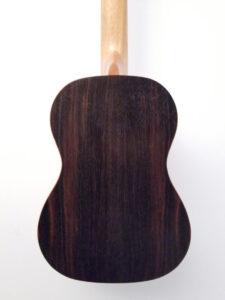 Ohana Baritone Ukulele Cedar and Ebony BK-50ME Back