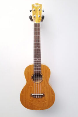 Ohana Tenor Ukulele Willow Wood TK-15WG Front