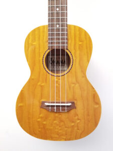 Ohana Tenor Ukulele Willow Wood TK-15WG Top