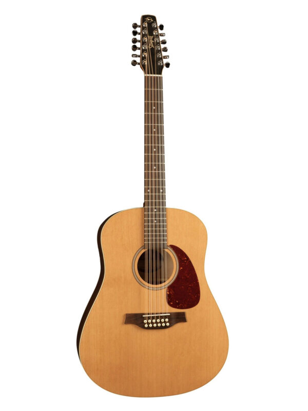Seagull Coastline 12-String Acoustic Guitar with Solid Cedar Top