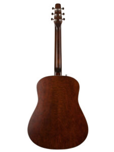 Seagull S6 Acoustic Guitar Back