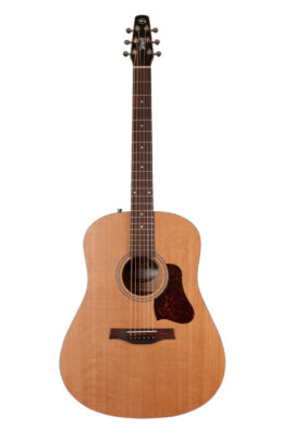 Seagull S6 Acoustic Guitar with Solid Cedar Top