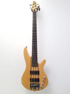 USED Ibanez SRX705 5-String Electric Bass Full Front View