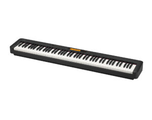 Casio CDP-S350 Keyboard Angled View