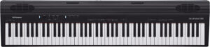 Roland GO:PIANO88 Keyboard Top View