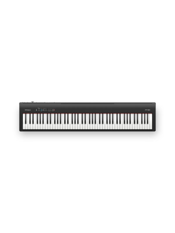 Roland FP-30 88 Weighted Key Keyboard Main View