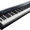 Roland FP-30 88 Weighted Key Keyboard Left View