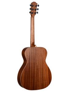 Teton Grand Concert Mahogany Top Acoustic Guitar STG103NT-OP Back View