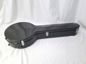 USED Calton Fiberglass Resonator Banjo Case Back Latches