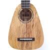 Romero Creations Tiny Tenor Uke - Spalted Maple Front View