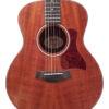 Used Taylor GS-Mini Mahogany Guitar Front View