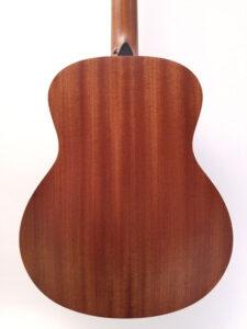 Used Taylor GS-Mini Mahogany Guitar Back View