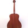 Used Taylor GS-Mini Mahogany Guitar Full Back View