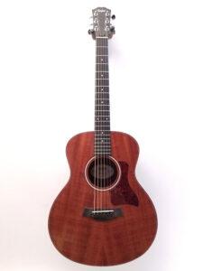 Used Taylor GS-Mini Mahogany Guitar Full Front View
