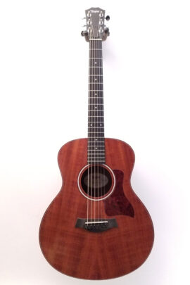 Used Taylor GS-Mini Mahogany Guitar Full Front View