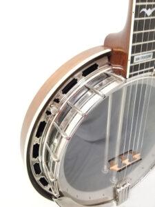 1970's Vintage Gibson RB-250 Banjo Bridge View