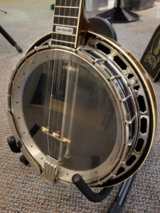 1970's Vintage Gibson RB-250 Banjo Head