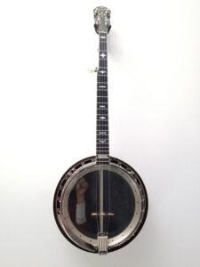1970's Vintage Gibson RB-250 Banjo Full Front