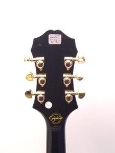 Used Epiphone Sheraton Pro II Electric Guitar Tuning Machines