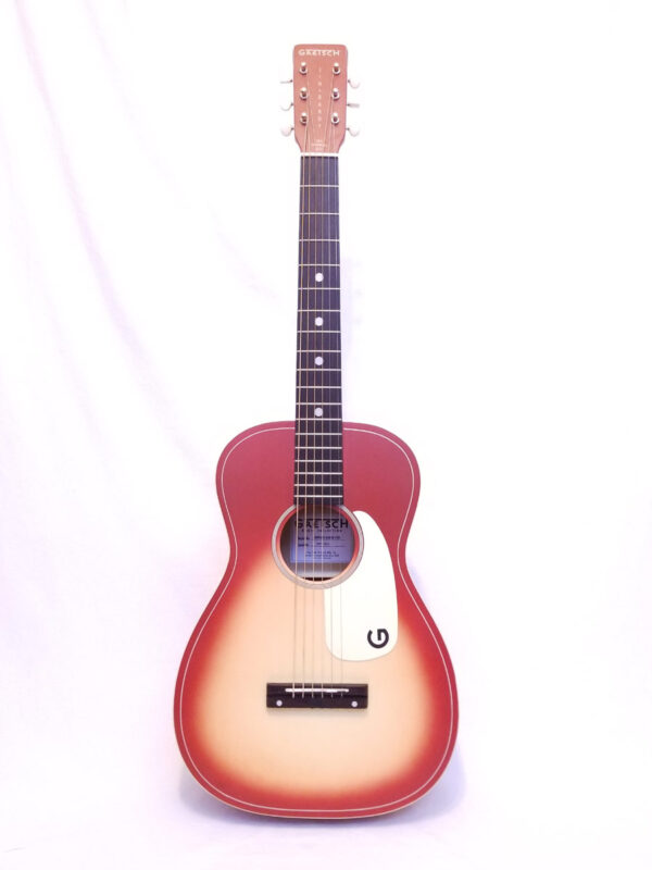 Used Gretsch Jim Dandy Acoustic Guitar Full Front View