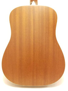 Used Taylor DN3 Acoustic Guitar Back