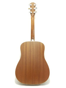Used Taylor DN3 Acoustic Guitar Full Back View