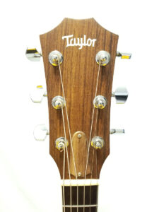 Used Taylor DN3 Acoustic Guitar Headstock