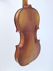 Scott Cao 4/4 Violin Outfit – STV-017E Back Angled View