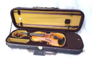 Scott Cao 4/4 Violin Outfit – STV-017E Case