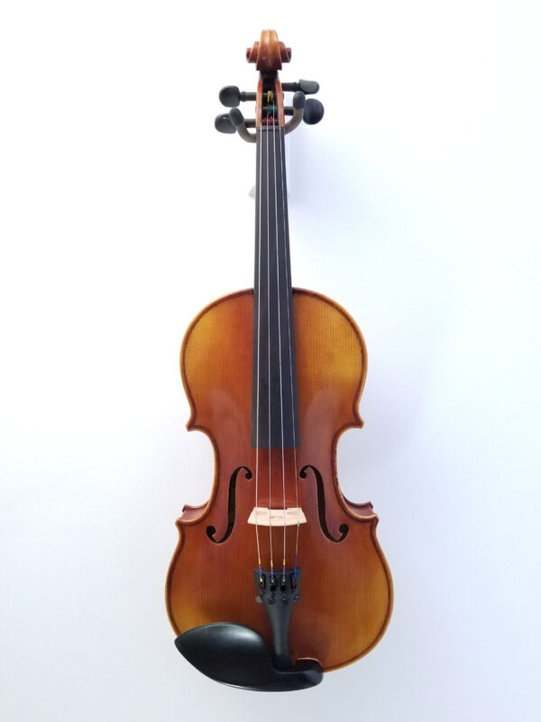 Scott Cao 4/4 Violin Outfit – STV-017E Full Front View