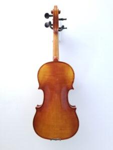 Scott Cao 4/4 Violin Outfit – STV-017E Full Back View