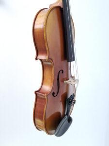 Scott Cao 4/4 Violin Outfit – STV-017E Bridge View
